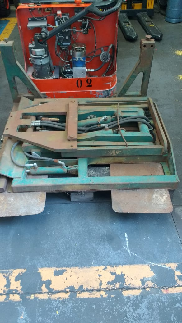 Device For Forklift