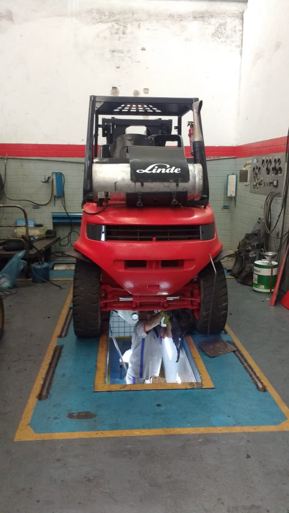 Maintenance Of Linde Forklifts
